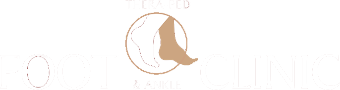 Thera-Ped Foot & Ankle Clinic Logo