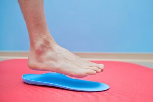 What is an orthotic foot & ankle clinic by shoe tree